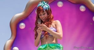 Ariel and her Dinglehopper