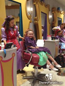 Bibbidi Bobbidi Boutique Princess in the Making