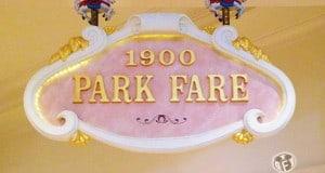 1900 Park Fare Supercalifragilistic Character Breakfast