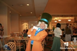 Character Dining at the Grand Floridian Resort's 1900 Park Fare