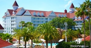 Disney's Grand Floridian Hotel