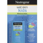 Neutrogena Wet Skin Sunblock for Kids