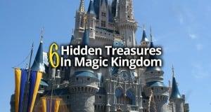 6 Hidden Treasures At Magic Kingdom