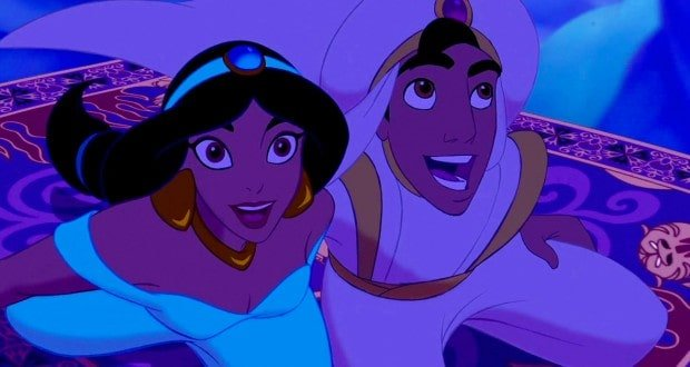 A Whole New World - Aladdin