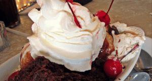 The Plaza Ice CreamSundae