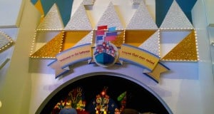 It's A Small World Entering The Small World
