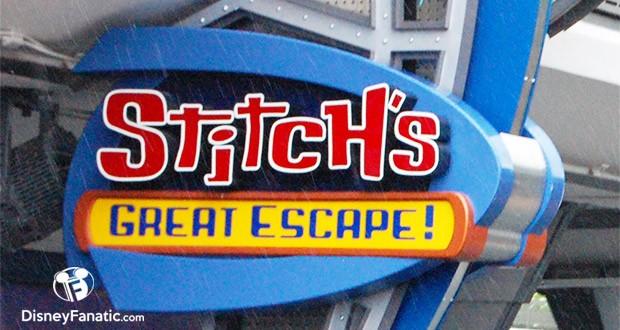 Stitch's Great Esape