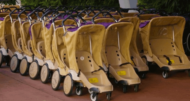 Should I Rent A Stroller At Disney World Or Bring My Own