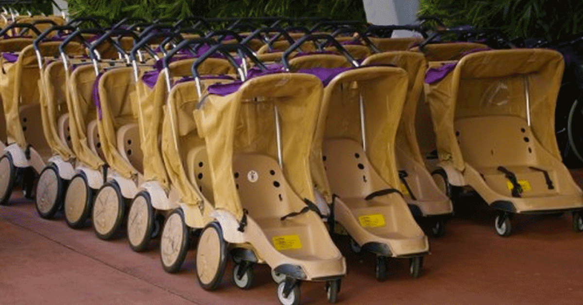Should I Rent a Stroller at Disney World or Bring My Own?
