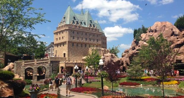 Canada - EPCOT's World Showcase