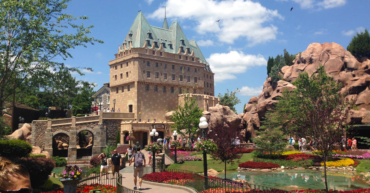 A Tour Of Epcot S World Showcase Part 1 Canada 4