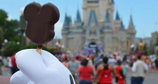Castle & Mickey Bar