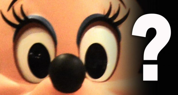 Quiz - Disney Character Eyes