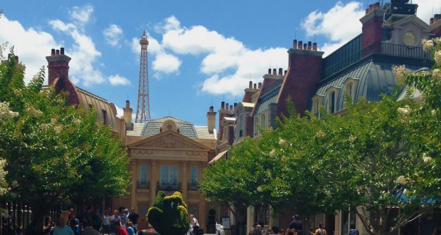 France in EPCOT's World Showcase
