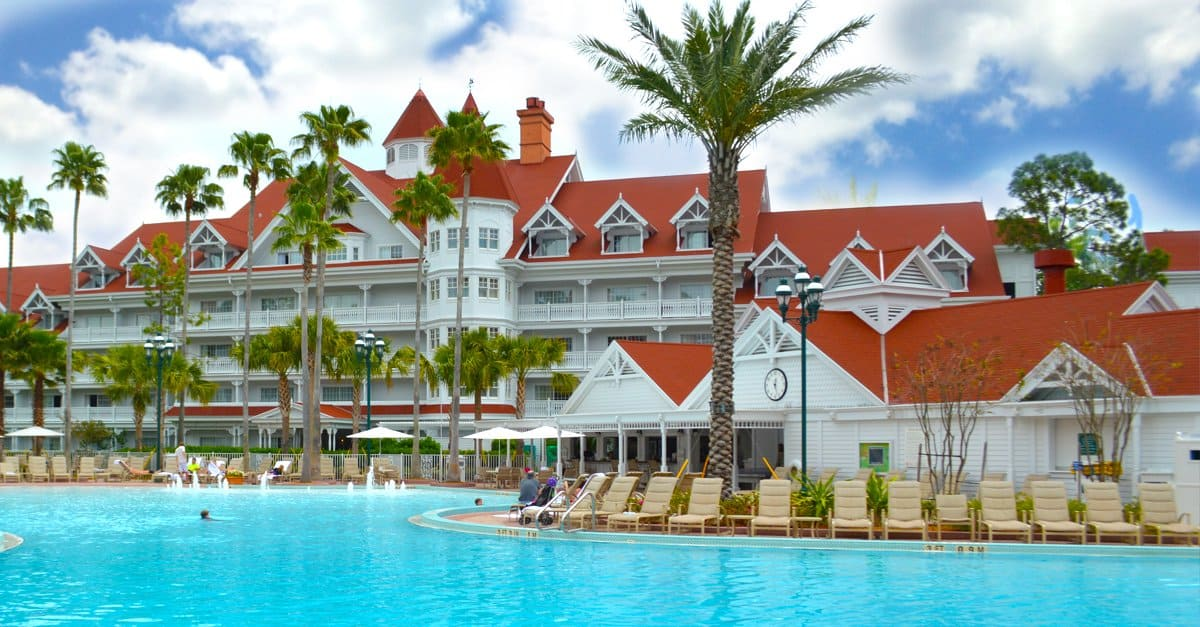 Beach Club Hotel Disney