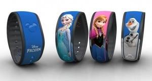 FastPass+ Frozen Bands