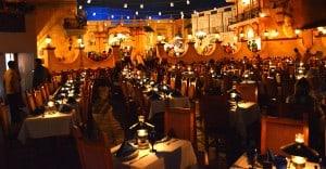San Angel Dining Area