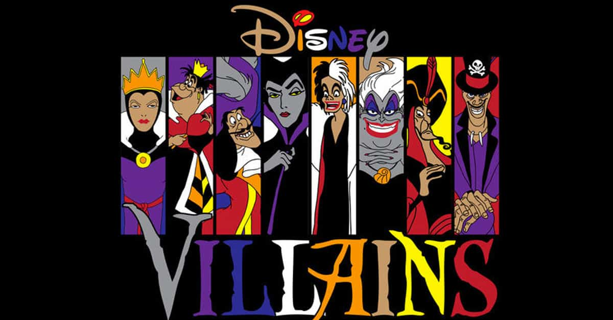Which Disney Villain Are You Like When You Get Angry