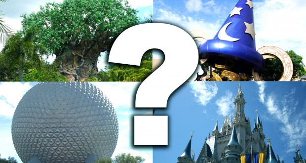 Which Disney World park are you?