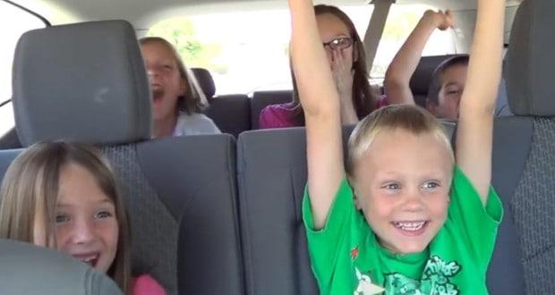 5 Kids Van