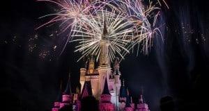 Disney Castle _ leaving disney world