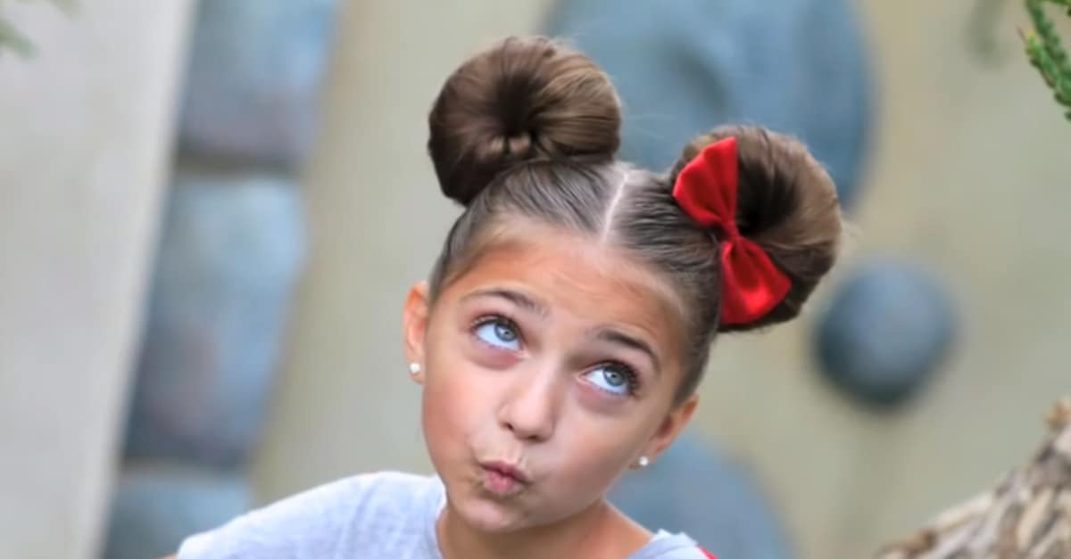minnie mouse hair styles minnie mouse hairstyle hairdo how to 1375