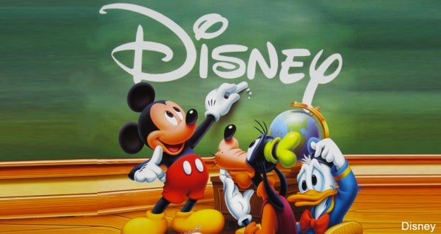 Disney Vocabulary
