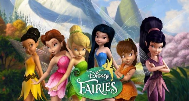 which disney fairy are you