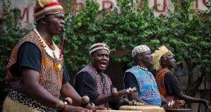 Tam Tam Drummers
