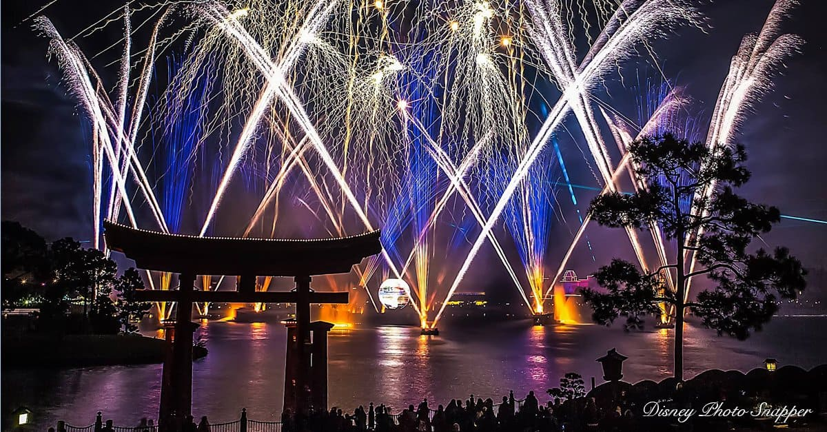 Top 8 Places To View The Illuminations Show At Epcot