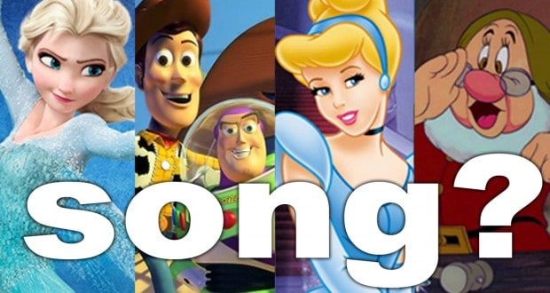 Which Disney Song is Your Anthem