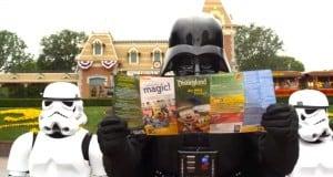Darth Vader @ Disneyland