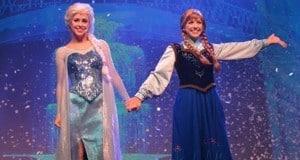 Frozen Sumer Fun Evening Show