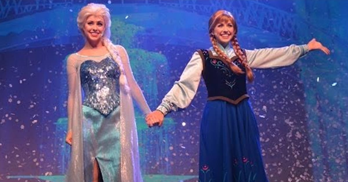 Breaking News Frozen Attraction Coming To Epcot S