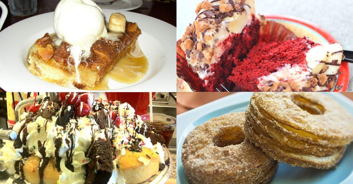 Disney World Desserts _ disney fanatic