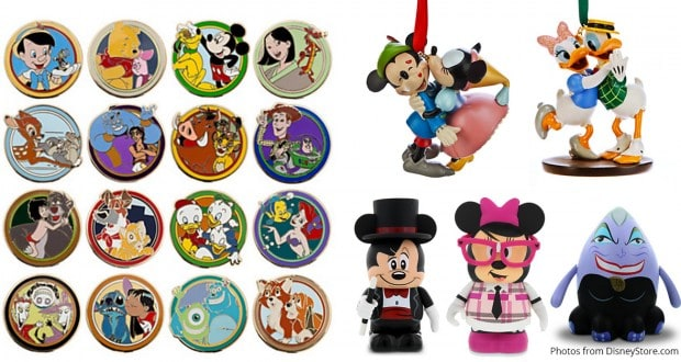 top 5 things to collect at disney