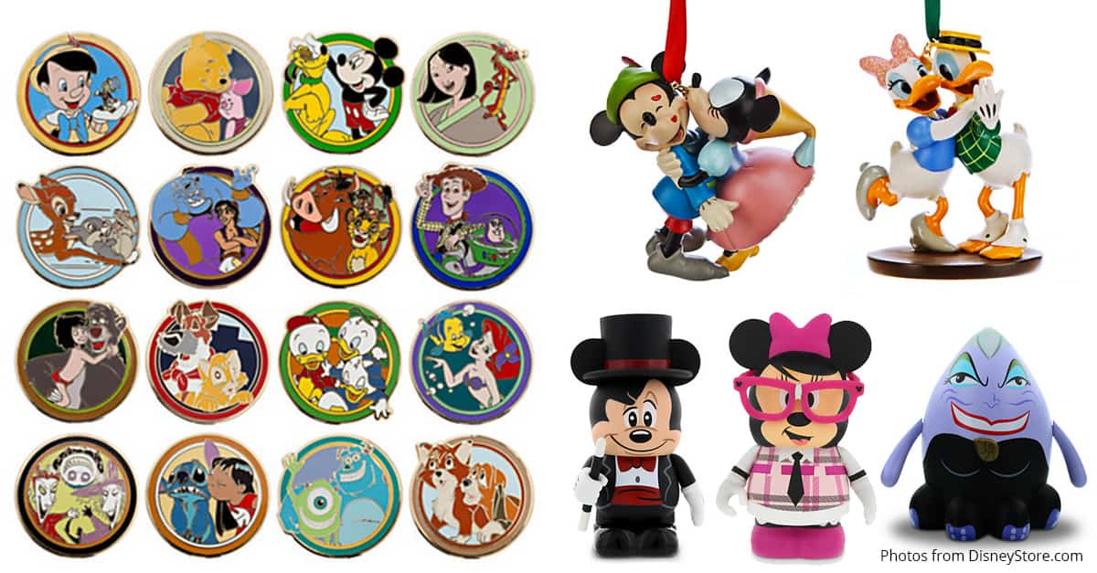 top 5 things to collect at disney. Black Bedroom Furniture Sets. Home Design Ideas