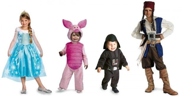 disney costumes - Kids Disney Halloween Costumes