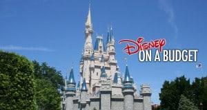 Disney On a Budget
