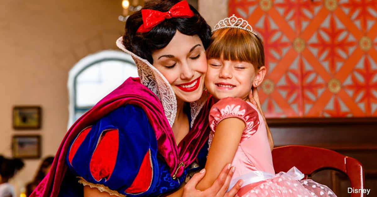 Princess Character Dining In Disney World 6 Places To