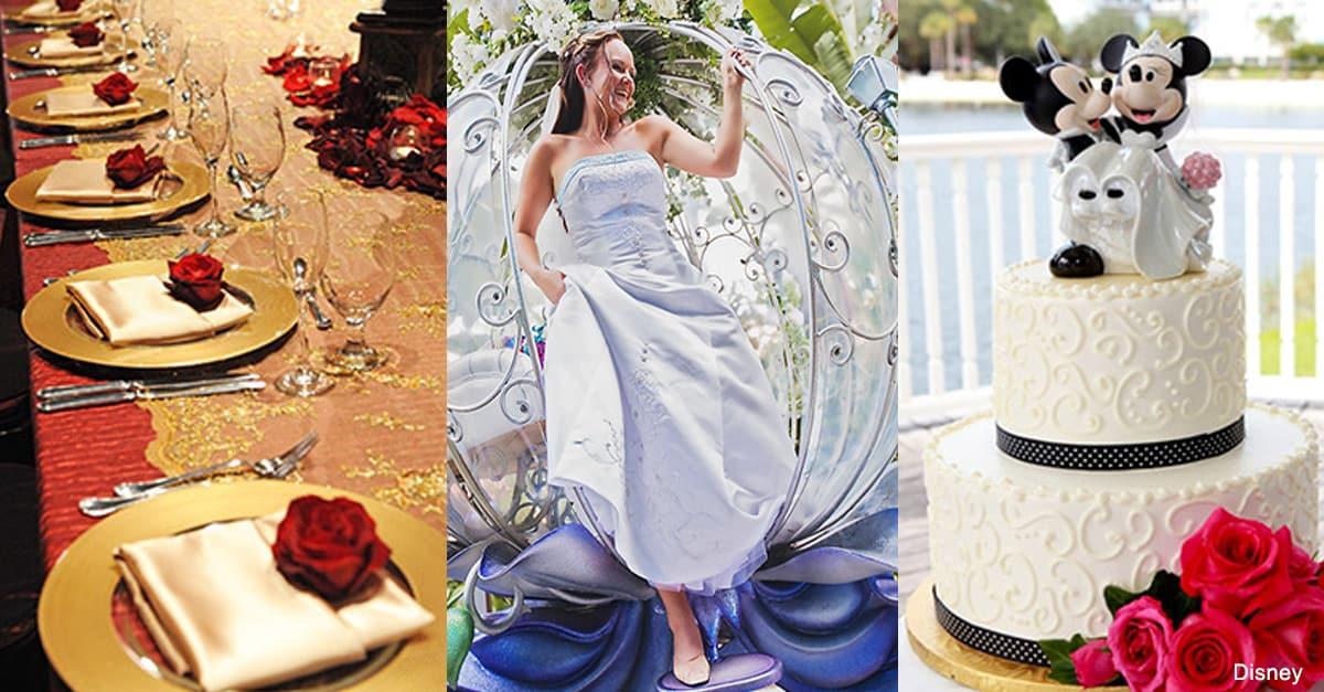 Weddings At Disney World