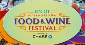 EPCOT Food and Wine Festial