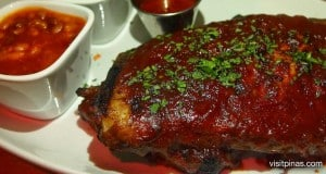 Ribs - House of Blues