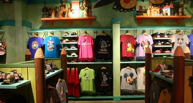 Disney Shopping