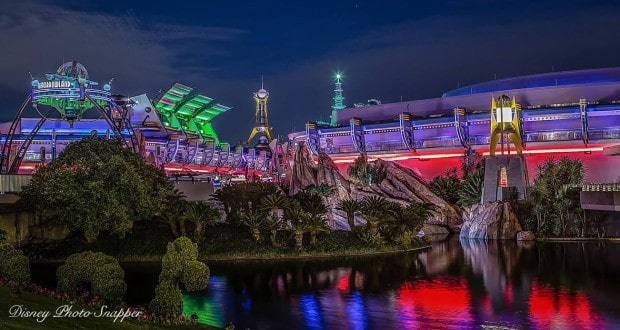 Tomorrowland - Magic Kingdom