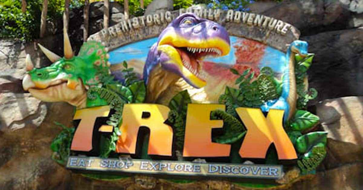 Top 10 hardest reservations to make at disney world plan for Disney dining reservations t rex