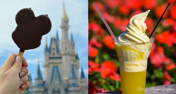 Top 5 Disney Treats