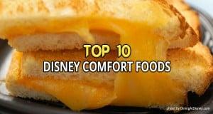 10 Disney Comfort Foods