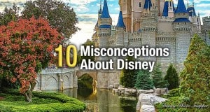 10 Misconceptions About Disney