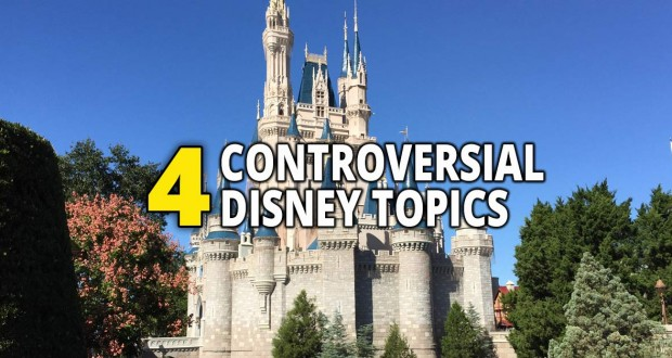 4 Controversial Disney Topics